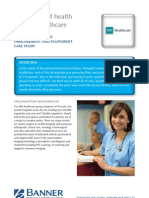 Centralised Print Procurement Case Study - BMI Healthcare