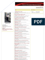 LibGuide Profile and Selected LibGuide Homepages