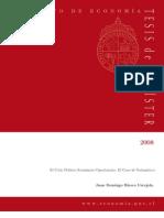 tesis_politica monetaria