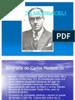 CARLOS MEDINACELI