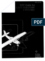 Aircraft Electric Systems Guide