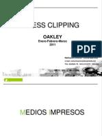 Press Clipping Ener-Marzo 2011