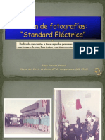 Correas Irazola, Julen. Standard Eléctrica