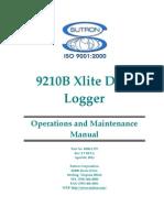 9210B Manual
