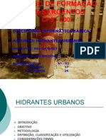 HIDRANTES URBANO