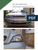 Detailing OBK - Partie 4 - Lustrage, Cire & Finitions