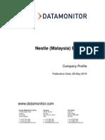 Nestle Malaysia) Berhad