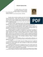 Salvadora Espinoza Díaz