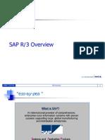 SAP R3 Overview1