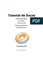 Tutorial de Excel Intermedio