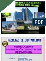 Proyecto de Inversion Publica