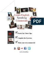 Learn English Speaking Commercials