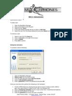 Blackberry Enterprise Server 4.1 Exchange Admin Guide