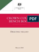 Benchbook Criminal 2010