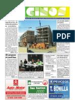 Vecinos. noviembre 2008. Informativo de la Asocición de Vecinos El Tajo del Polígono de Toledo