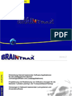 BRAINTRAX™  - Technical Services