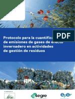 Documento Protocolo GEI