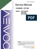 Daewoo dub2850gb _CP780
