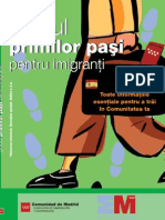 Ghidul Primilor Pasi Ai Imigrantilor (SP)