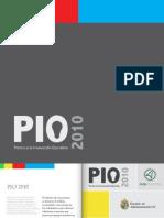 Resultados PIO 2010