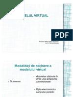 Modelul Virtual