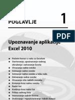 Excel 2010 Promotivno Poglavlje