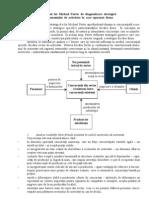 Modelul Lui Michael Porter de Diagnostic Are Strategic A a Domeniului de Activitate in Care Opereaza Firma
