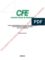 NRF-052 Cables Subterraneos Para 600 v Xlpe