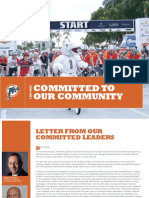 2010-11 Miami Dolphins Community Report
