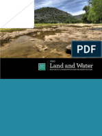 Land and Water Resources Conservation and Recreation Plan