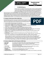 S330-550 Digital Sampler Basics