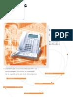 Catalogo KX-TDA100-200