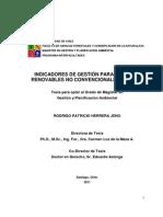 Tesis Magister Indicadores de Gestion Para ERNC Rodrigo Herrera Abril 2011