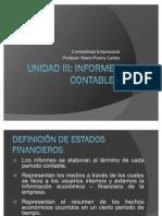 Unidad Iii_informes Contables
