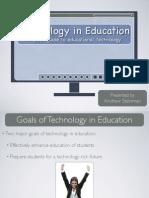 Educational Technology Presentation 1