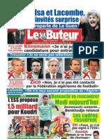 LE BUTEUR PDF du 16/06/2011