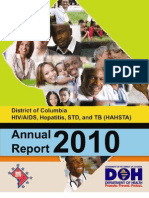 2010 D.C. Report on HIV/AIDS, Hepatitis, STD and TB