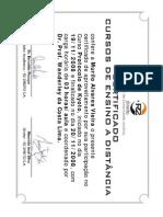 certificado kyoto