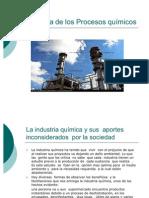Industria de los Procesos químicos