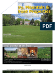 Country, Mountain & Waterfront Properties