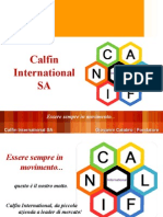 Calfin International | Fondatore Giovanni Calabro