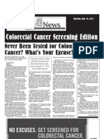 Colorectal Cancer Section