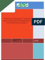 Politiques de Redevances de l'Oaci Au Cameroun