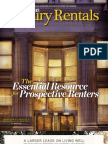 The Observer's Luxury Rentals 2011