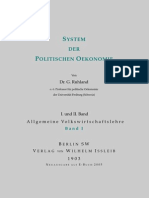 Gustav Ruhland - Band 1 - System Der Politischen Oekonomie - Ruhland_system_band_1_v1.2