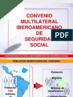 Convenio Iberoamericano de reconocimiento de cotizaciones