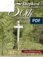 Mount Shepherd Retreat Center's 50th Anniversary Magazine