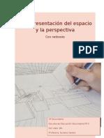 La representación del espacio y la perspectiva con netbooks