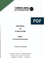 Prc320 Manual Vol1