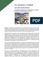 América_Fenomeno y Realidad - Luis Carlos Martin Jimenez